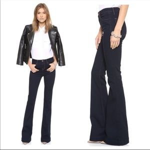 J Brand High Waist Bell Bottoms
